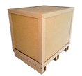 Pallbox Honeycomb 760x560x800mm