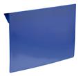Pallkragsficka Blå A5 liggande 235x165mm