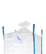 Big Bag, Schürze u. Auslaufstutzen, 90 x 90 x 135 cm