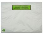 Packseddel C5 papper tryck