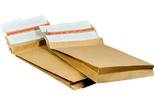 E-handelspåse papper 250x430+80mm