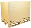 Pallbox komplett 1/1 1170x770x800mm