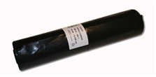 Avfallsekk 770x1300mm svart 70my 160L