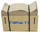 FillPak TT fanfold papper 50g