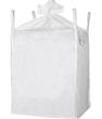Big Bag mit Schürzenöffnung, 90x90x100 cm