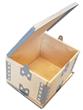 Plywoodlåda Expak A 580x380x380mm