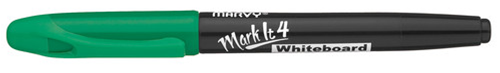 Whiteboardpen MARVY Markit Rund Grøn