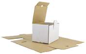 Självlåsande låda ES76 275x230x120mm
