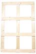 Pallock trä 1200x800mm