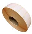 Etikett häft 45x30mm, 6000ex/rulle