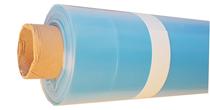 Täckfolie PE 2600x0,15mmx15m UV Blå Prem