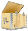 Plywoodlåda Expak A 380x380x250mm