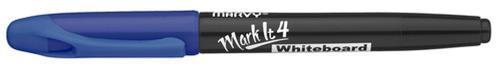 Whiteboardpen MARVY Markit Rund Blå