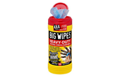 Big Wipes industrail+ heavy duty - rød