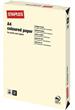 Kulørt papir A4 Elfenbensgul