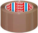 Pakkausteippi PVC 50mm*66m, ruskea